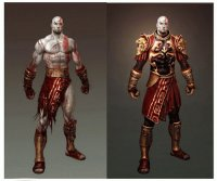 kratos wear