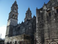 Campeche's church