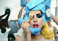 LADY GAGA.TELEPHONE