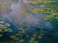 Water-Lilies,-Claude-Monet