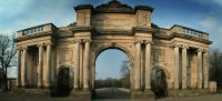 Birkenhead Park Entrance