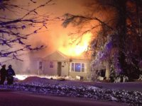 Overland Park Kansas House Fire