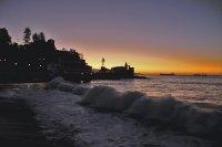 Atardecer en Viña del mar