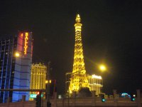 Eifle Tower Vegas