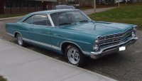 67 Ford Galaxie