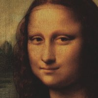 Mona Lisa (detail
