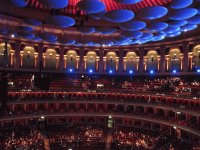 In the Royal Albert Hall, London