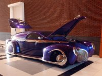 1939 Ford Candy Purple