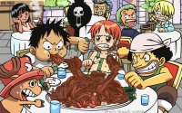 one_piece_hora do almoço