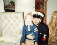 Sailor and son