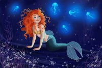 mermaid merida